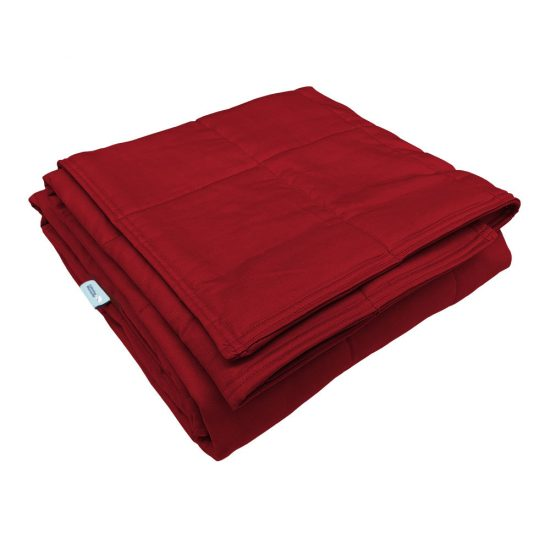 Red Weighted Blankets