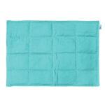 Cotton aqua lap pad to improve focus