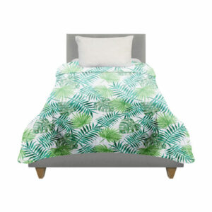 A weighted quilt insert goes inside an ordinary doona cover