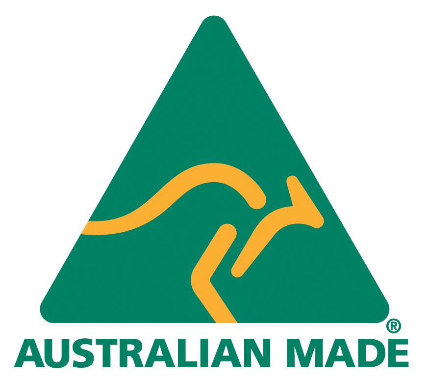 Certified Australian-made