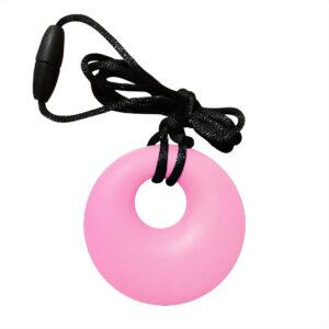 Pink pendant chewellery