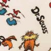 Dr Seuss fabric for a weighted blanket