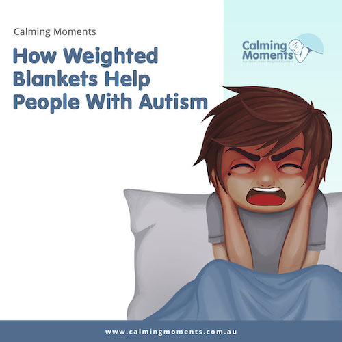 How weighted blankets can help peiple with autism