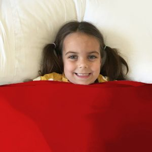 Sensory lycra blankets
