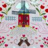 Mice and Windmills Print