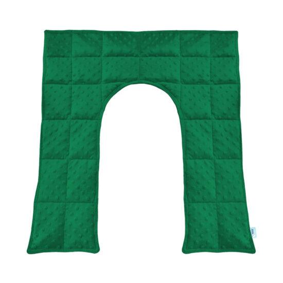 Emerald Green Sensory Minky Shoulder Soother