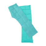 Aqua smooth minky weighted shoulder soother