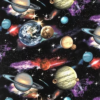 Space fabric for weighted blanket