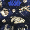 Star Wars fabric for custom-made weighted blankets