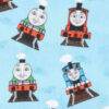 Thomas and friends fabric for a custom-made weighted blanket
