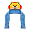 Kids hooded weighted buddy
