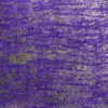 Abstract purple and gold fabric for a weighted lap blanket