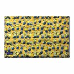 Minions weighted lap pad