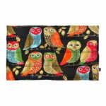 Exyra-large lap pad with front of large owls