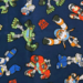 Transformers licensed fabric